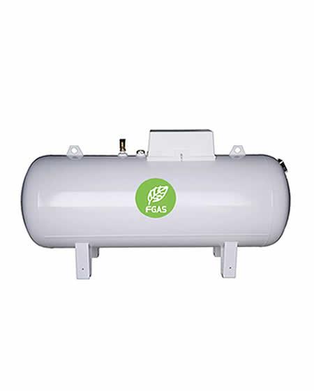 Υπέργεια δεξαμενή υγραερίου 12000L