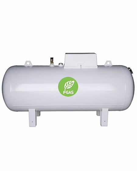 Υπέργεια δεξαμενή υγραερίου 20000L