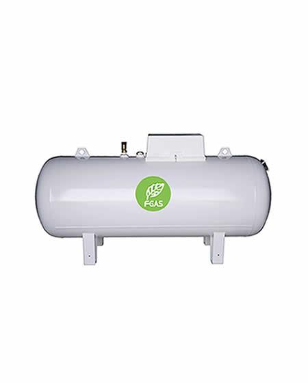 Υπέργεια δεξαμενή υγραερίου 5000L