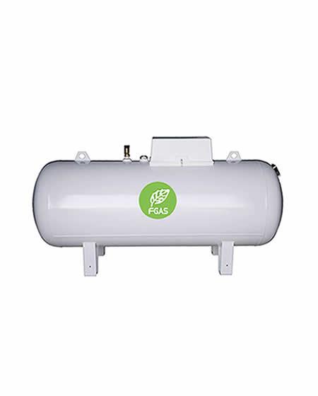 Υπέργεια δεξαμενή υγραερίου 7000L