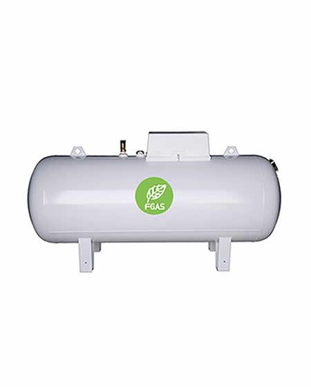 Υπέργεια δεξαμενή υγραερίου 9000L
