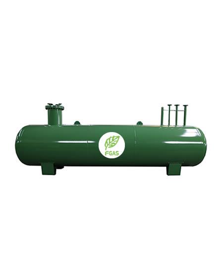 Υπόγεια δεξαμενή υγραερίου 10000L