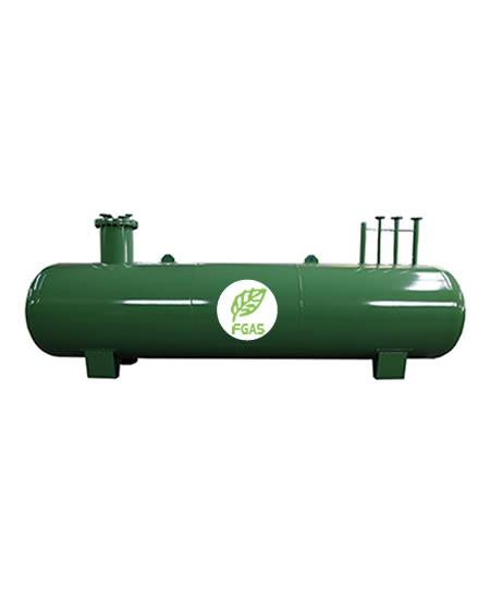 Υπόγεια δεξαμενή υγραερίου 12000L