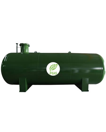 Υπόγεια δεξαμενή υγραερίου 20000L