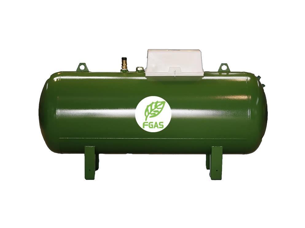 Υπόγεια δεξαμενή υγραερίου 7000L